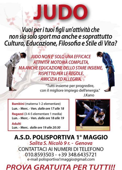 Manifesto Judo